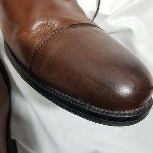 G.H. Bass & Co. Shoes - Men's Bass Brown Cleaver oxfords sz 11